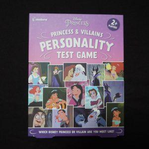 Disney Princess & Villains personality test