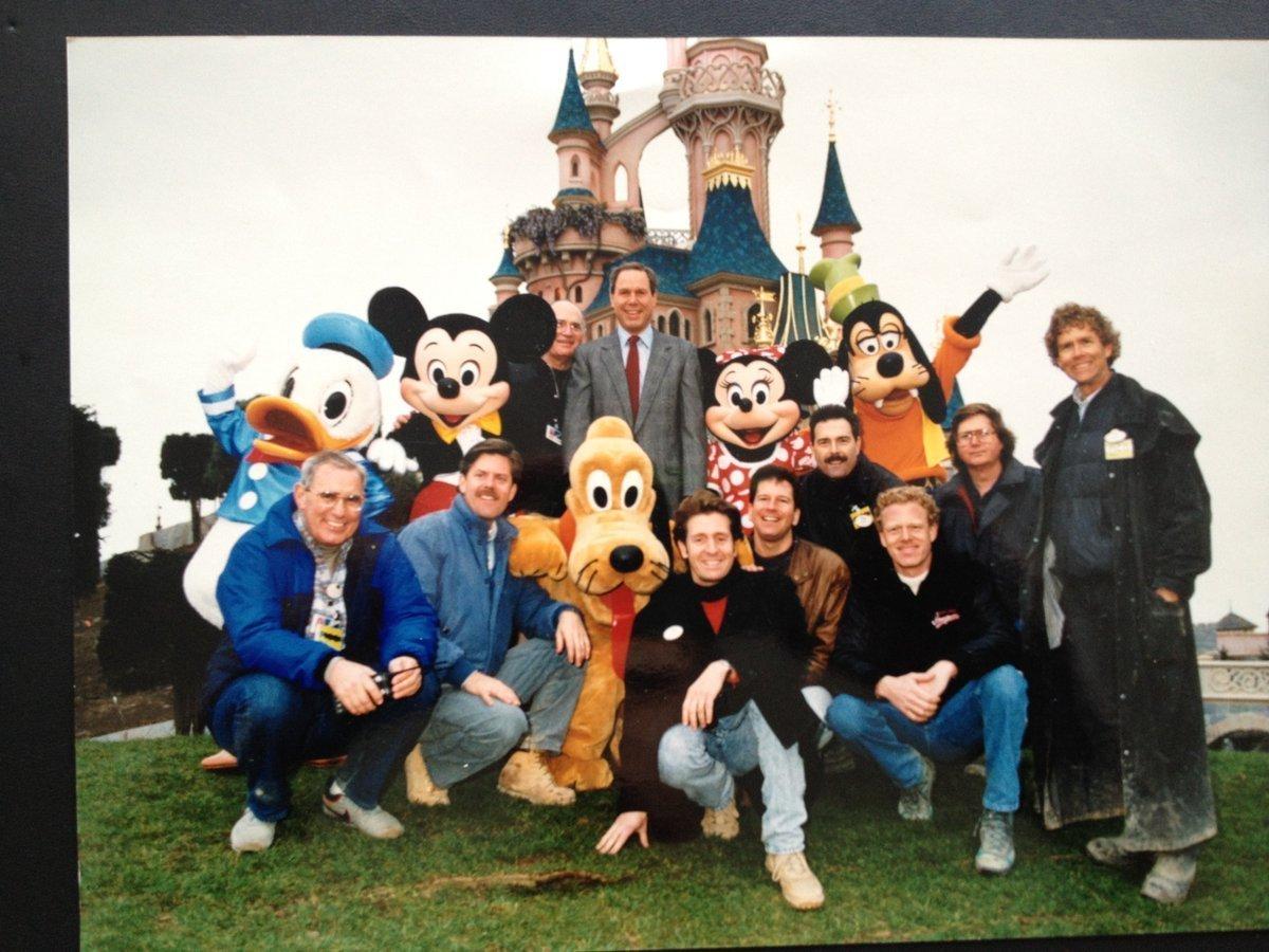Euro Disney Imagineers