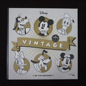 Disney kleuren voor volwassenen (Vintage Mickey)