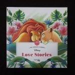 Disney kleuren voor volwassenen Love Stories (groot)