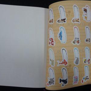 Disney stickerboek XL