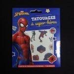 Marvel Spider-Man tattoos