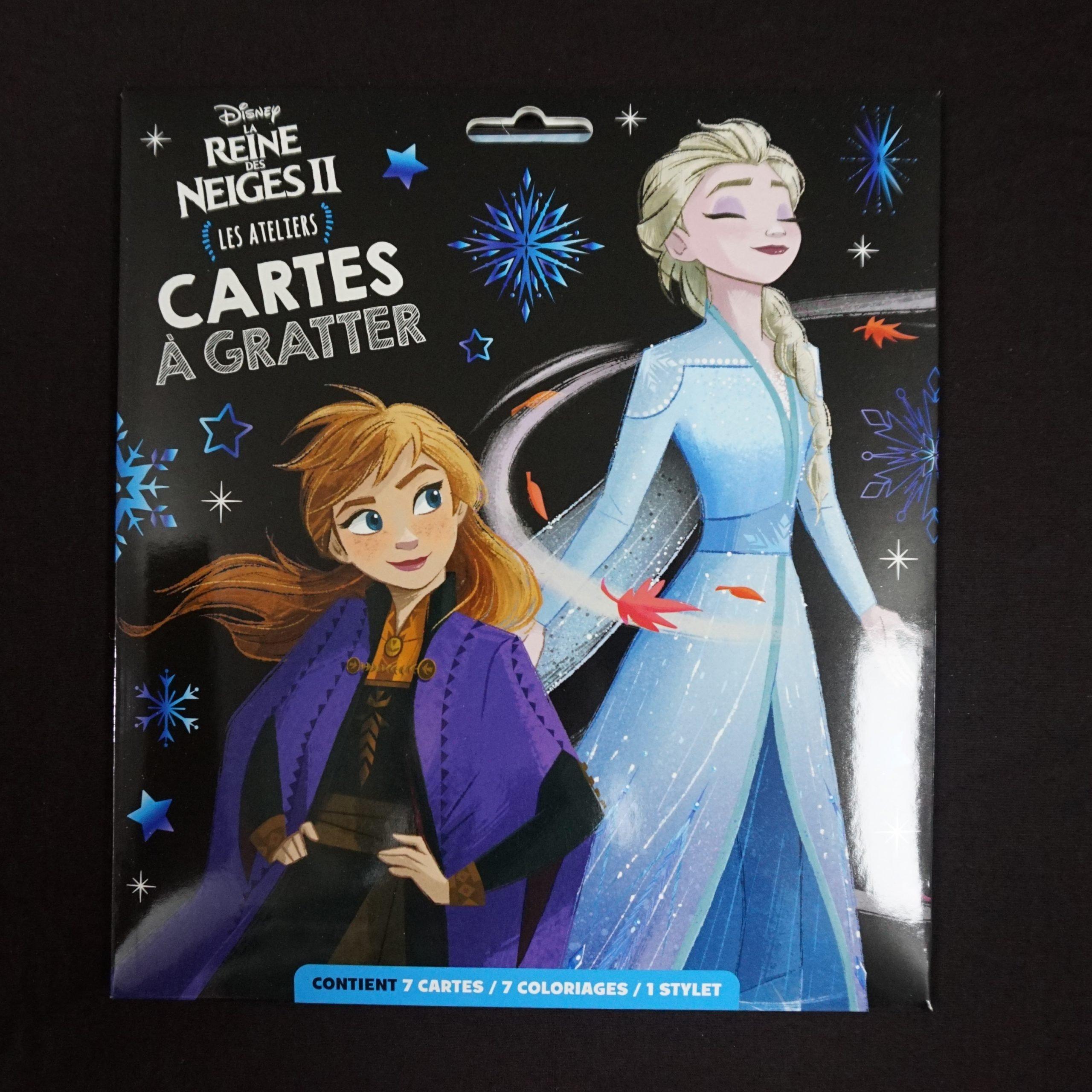 Disney Magische Kraskaarten (Frozen 2)