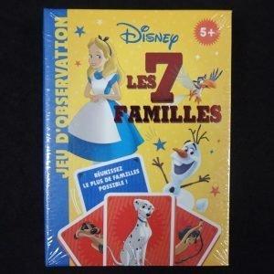 Disney Spel van de 7 families