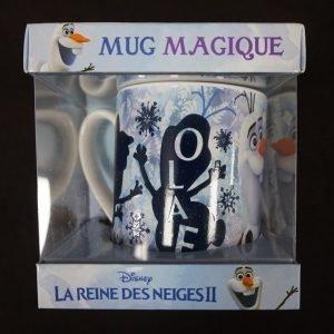 Frozen 2 Olaf Magische Mok