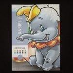 Disney kleuren op nummer (Babies)