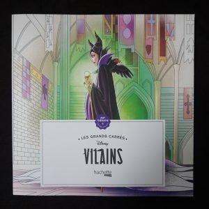 Disney kleuren voor volwassenen Villains (groot)