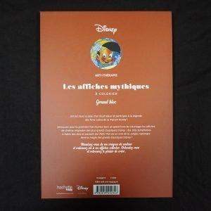 Disney kleuren voor volwassenen blok (Filmposters)