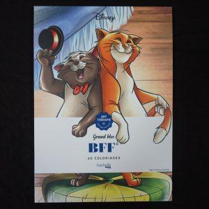 Disney kleuren voor volwassenen blok (BFF)